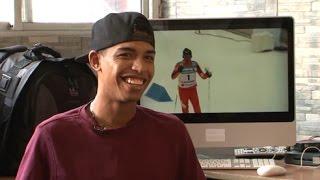 Эксклюзивное интервью  Адриан Солано