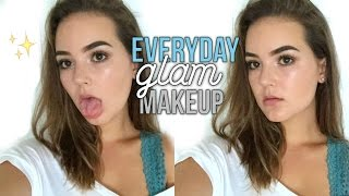 Everyday Glam Makeup | Reese Regan