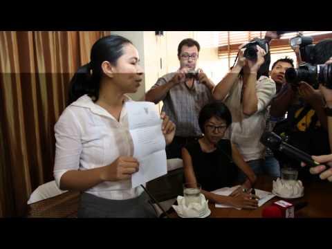 ศูนย์ทนายความเพื่อสิทธิมนุษยชน แถลงยุติการจัดกิจกรรม