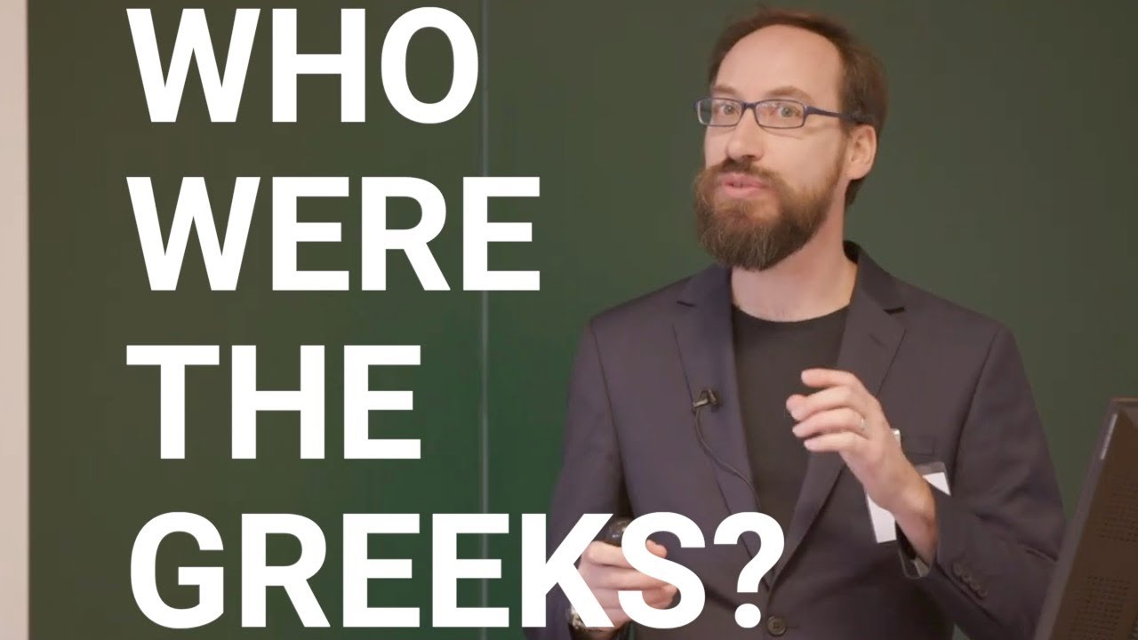 Download Who were the Greeks? - Ancient History undergraduate taster lecture