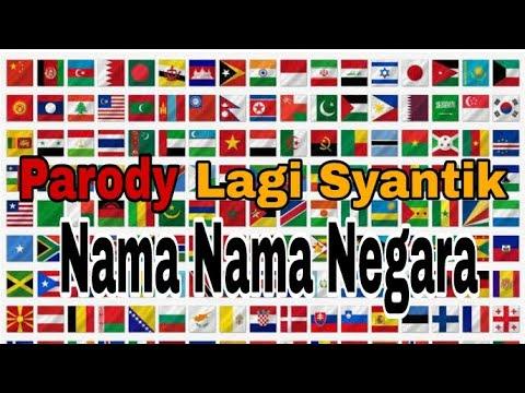 Parody Siti Badriah - Lagi Syantik L Nama Negara L Adi Sumariawan