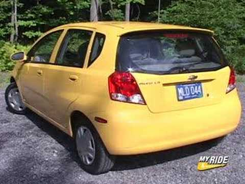 Review 2004 Chevy Aveo Youtube