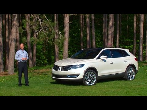 Lincoln MKX 2016 Review