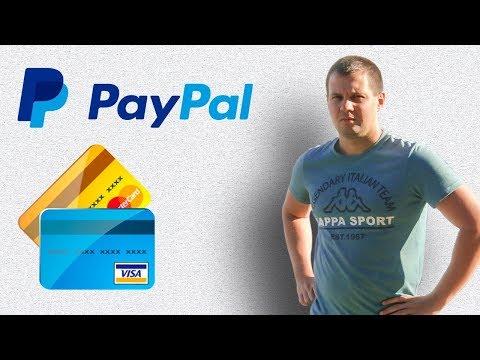 Привязываем Карту Яндекс Деньги к Системе PayPal для Покупок. В Телефоне и ПК Версии