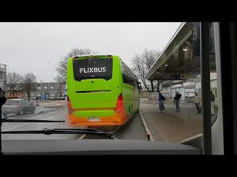 Buss 612 Landvetter RC till Landvetter Flygplats och tillbaka