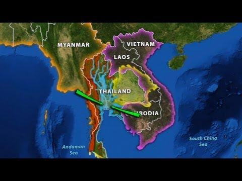Thailand's Geographic Challenge
