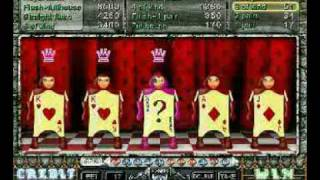 [GAMBLING PC BOARD-XVGA] KING POKER
