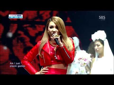 CL (2NE1) - ROSE (RAP Ver.) (2013.04.14)