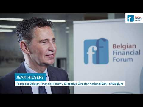 Interview: Jean Hilgers, President of the Financial Forum and Exec. Director at the NBB (14/09/2018)