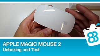 Apple Magic Mouse 2 Unboxing und Test