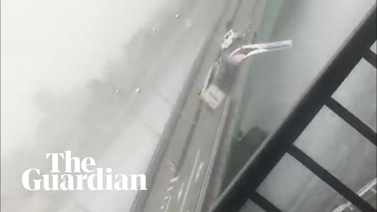 8Teenxx typhoon jebi: japan hitstrongest storm for 25 years