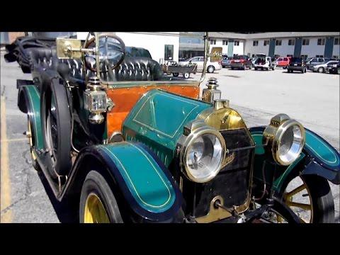 1911 Oakland - Classic Car - Crank Style