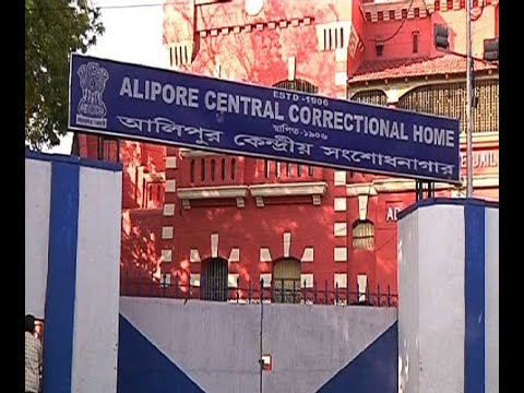 Mobile Phone and narcotics recovered from a prisoner in Alipore jail