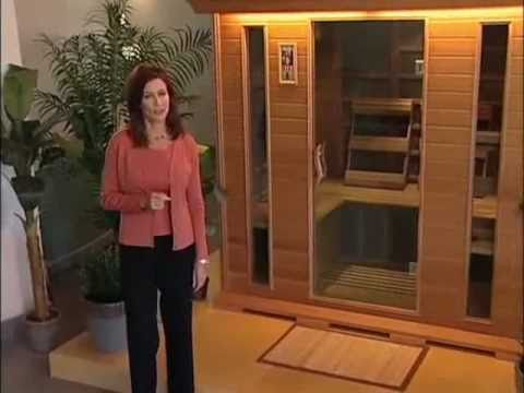 Sunlighten Home Infrared Sauna Review And Health Benefits Youtube