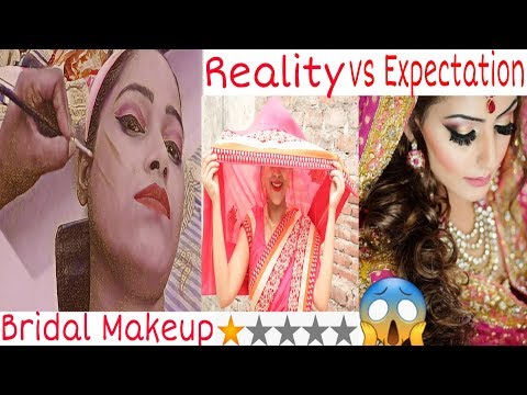 I Went to the WORST Reviewed MAKEUP ARTIST for BRIDAL MAKEUP|Be Natural thumbnail
