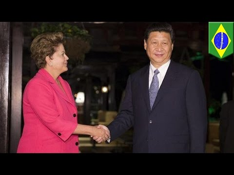 Brazil-China relationship: China to invest $50bn in Brazil infrastructure projects - TomoNews