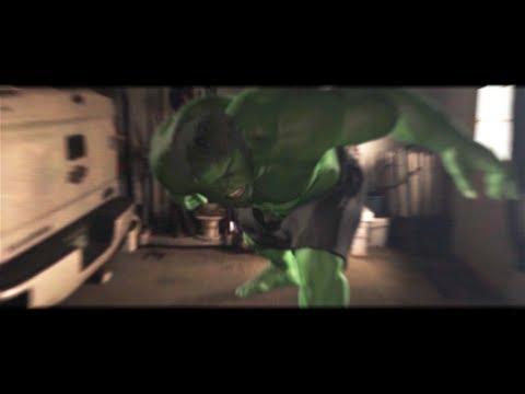 Hate VS Hulk | CGI & VFX (Short Film)
