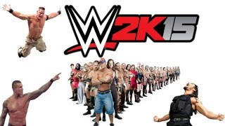 How to Play a Joystick WWE 2K15..