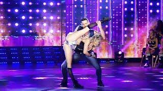 La Chipi hizo una coreografía muy caliente en el reggaeton ...