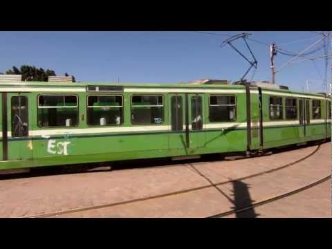 The light railways of Tunis