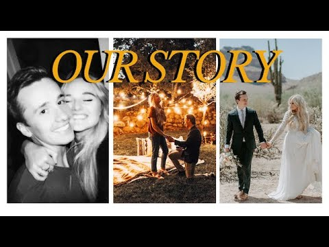 Breea + Cody || Our Story