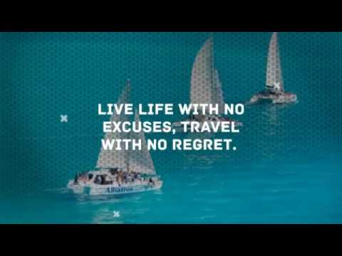 Live life with no excuses, travel with no regret. Playa Yachting got you! Let the party started.