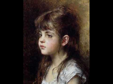 ALEXEI  HARLAMOFF-Pintor RUSO- Le ruisseau de mon enfance-AD