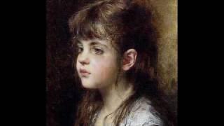 ALEXEI  HARLAMOFF-Pintor RUSO- Le ruisseau de mon enfance-ADAMO.