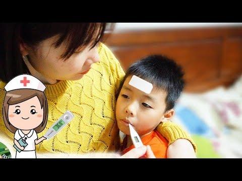 Sick Song   Children Songs & Nursery Rhymes   Song for Children   Xuxu Tv
