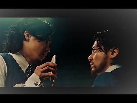 小栗旬、山田孝之好きにはたまらないarrows CM「割れない刑事」全部つなげて1本のドラマにしてみました
