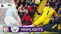 Salah & Mané entzaubern City   FC Liverpool - Manchester City 3:1   Highlights - Premier League