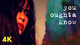 Alanis Morissette - You Oughta Know (Official 4K Music Video) YouTube Videos