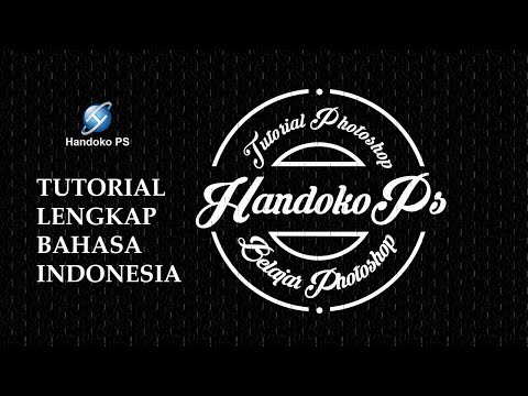 Cara Desain kaos Photoshop - Desain Kaos Distro keren foto Binatang - Photoshop Tutorial Indonesia.