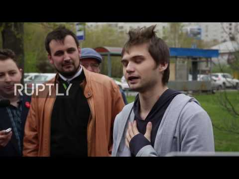 Russia: Blogger given suspended sentence after playing Pokemon Go in church