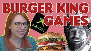 Burger King Games (XBOX) Erin Plays