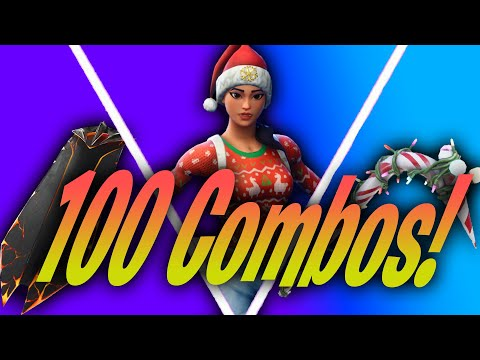 100 Tryhard Skin Combos - Fortnite Chapter 2 *NEW*