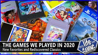 The Games We Played in 2020  New Favorites and Rediscovered Classics / MY LIFE IN GAMING