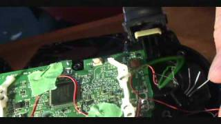 how to install rapid fire into a ps3 controller