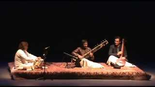 World Music Institute New York Hindole Majumdar in Concert with Sitar Legend Ustad Shahid Parvez