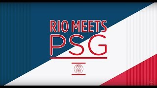 When Rio Ferdinand met PSG | Full show featuring Gigi Buffon and Dani Alves