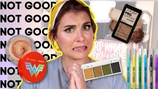 5 Mini Makeup Reviews: New Drugstore Products | Bailey B.