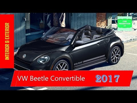Wow.. VW Beetle Convertible 2017 Car Tour & Top Replacement