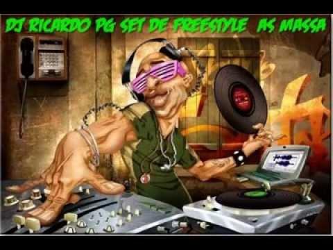 RICARDO PG  SET DEE FREESTYLE AS MASSA