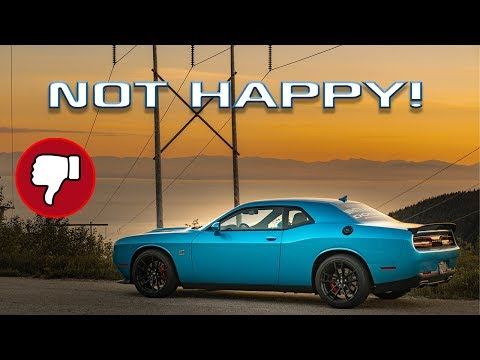 2019 Challenger R/T Scat Pack 1320, Clearcoat Issue (Not Impressed):