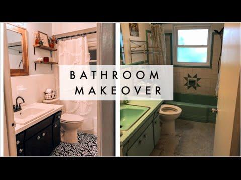 diy-bathroom-makeover-on-a-budget-🛀