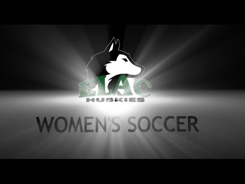 East Los Angeles College Women's Soccer Highlights
