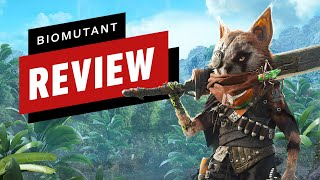 Biomutant Review (Video Game Video Review)