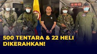 Download Detik-Detik Bos Gembong Narkoba Paling Dicari di Kolombia Ditangkap!