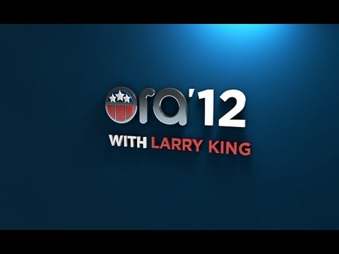DNC Night #3 | 2012 Democratic National Convention | Ora TV 2012 With Larry King