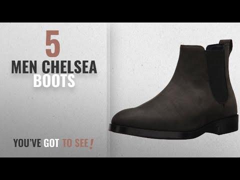 Cole Haan Chelsea Boots [ Winter 2018 ]: Cole Haan Men's Dumont Grand WP Chelsea Boot, Midnight Grey